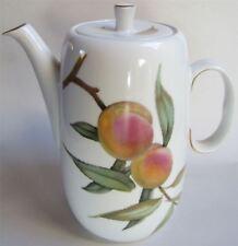Royal Worcester Evesham coffee pot (vintage)