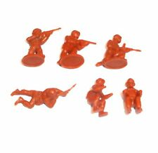 1980's Bluebird Toys - Zero Hour ~ ARMY WOLF PACK TROOPS - ????