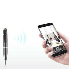 Wifi HD SPY AUDIO DIGITAL VOICE RECORDER IN A PEN SECRET COVERT HIDDEN CAMERA