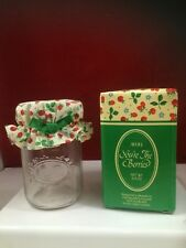 Vintage Avon empty candy jar