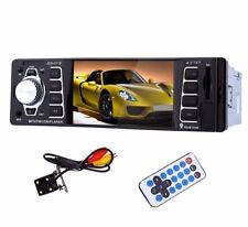AUTORADIO 1 DIN Universale 1Din RADIO MP3 WIFI AUX MP4 VIDEO USB BLUETOOTH