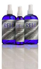 RELI NANO SILVER AG+ SOLUTION, 57 PPM, 2 - 16 oz, 1 - 4 oz, ANTIVIRAL/ANTIFUNI