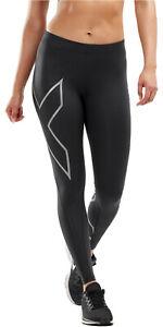 2XU Sport Leggings Tights leggins glänzend Größe XS