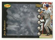 1996 Pinnacle Denny's Baseball - #7 - Jay Buhner - Seattle Mariners