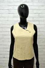 Maglia Donna LEVI'S Taglia Size S Maglietta Shirt Woman Cotone Blusa da Sera