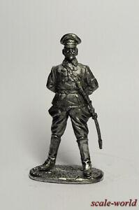 Tin soldier, figure. Civil War 54 mm