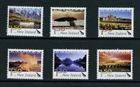 R869  New Zealand 2004/5  tourism whales geyser mountains  6v.    MNH