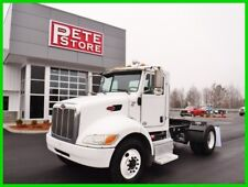 2010 Peterbilt 337 Day Cab, LOW LOW MILES, Automatic, Single Axle, Clean Truck