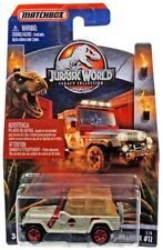 JURASSIC WORLD LEGACY COLLECTION MATCHBOX JEEP WRANGLER / TARGET EXCL.