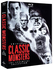 UNIVERSAL CLASSIC MONSTERS - THE ESSENTIAL COLLECTION (BLU-RAY) (BILIN (BLU-RAY)