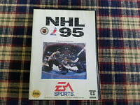NHL 95 - Authentic - Sega Genesis - Case / Box Only!