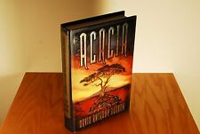 Acacia by David Anthony (2007 Hardcover DJ 1st/1st LN, The War with the Mein #1)