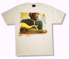 Bob Marley Green Jacket Image Pic Cream T Shirt New Official Zion