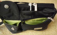 VTG Travel Purse Bag Organizer BAGGALLINI BAGG Convertible Crossbody Waist Belt