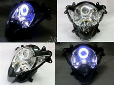 Blue Angel Eye HID Demon Headlight Assembled For Suzuki GSXR 600 750 2006-2007