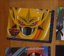 DRAGON BALL GT Z DBZ POWER BATTLE CARD JAPANESE CARTE 79 MADE IN JAPAN 1996 NM
