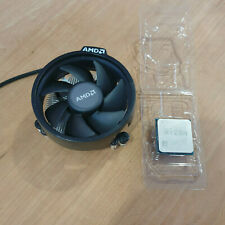 AMD Ryzen 5 1600 CPU and Wraith Stealth cooler, boxed