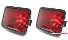 2 x Rear Red Fog Lamp Lights VW Transporter T4 VW Caravelle 1990 - 2003