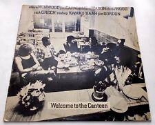 Steve Winwood Welcome To The Canteen 1971 UAS 5550 Capaldi Mason Grech LP VG+