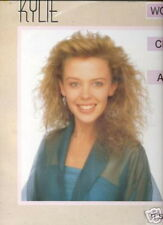 KYLIE MINOGUE MAXI VINYL GERMANY WOULDN'T CHANGE A THIN
