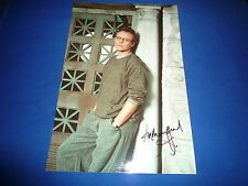Anthony Head SIGNED AUTOGRAFO 20x30 cm in persona Buffy Giles