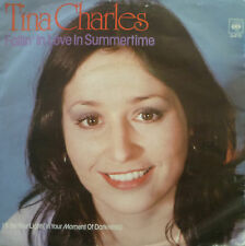 "7"" 1977! TINA CHARLES Fallin In Love In Summertime /M-"
