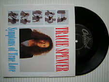 Tracie Spencer - Symptoms Of True Love, Capitol CL-490 Ex Condition