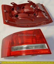 REAR LIGHT UNIT LEFT NEW FOR AUDI A6 SALOON 06/2004 - 12/2008
