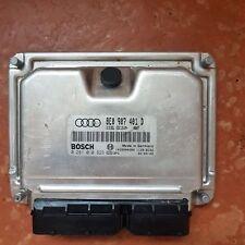ECU ENGINE AUDI A4 2,5 TDI 8E0907401D, 0281010823