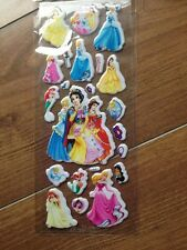 Princess Stickers.set of 5 sheets Great for party bags