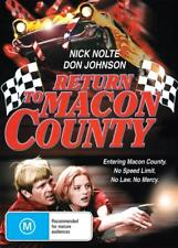 RETURN TO MACON COUNTY - NICK NOLTE - DVD - FREE LOCAL POST