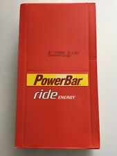 PowerBar Ride Energy Bar 18x55g Bar - Chocolate Caramel Flavour