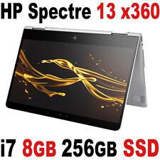 "HP Spectre 13 x360 i7-6500U FHD 8GB 256GB SSD 13.3"" Laptop Bang & Olufsen R"