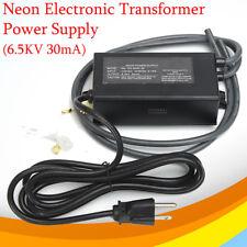 Neon Sign Electronic Transformer 6.5KV RMS 9KV Peak Power Supply  z h