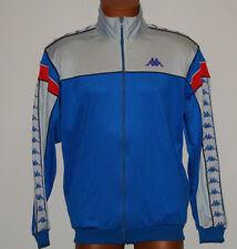 vintage robe di kappa Track Field sport shiny glanz setosa olympiad 1984 LA
