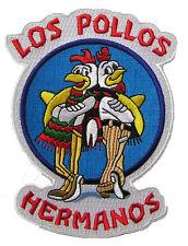 Breaking Bad TV Series - Los Pollos Hermanos Logo Patch - Uniform Aufnäher