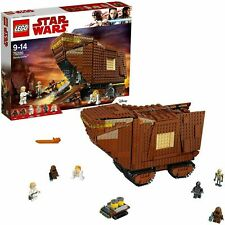 BRAND NEW AND SEALED LEGO 75220 STAR WARS SANDCRAWLER MOBILE FORTRESS