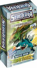 Slugterra Carte Cards Game Mazzo Sfida Colpo Tossico Gedis