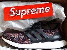 Adidas Ultraboost 3.0 Multicolour UK8.5 US9 DS Nuovo con Scatola SNS CNY Multi Color
