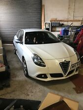 2011 Alfa Romeo Giulietta Breaking Spares Repairs Salvage White