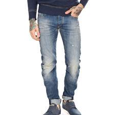 Jeans uomo DOLAN J987 FIFTY FOUR 29 34 pantalone skinny fit uomo man