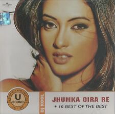 Jhumka Gira RE + 10 Best Of Lo Mejor - Nuevo Banda Sonora CD