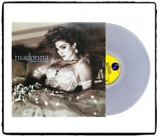 Madonna Like A Virgin 1984 VINYL LP Limited Edition Clear