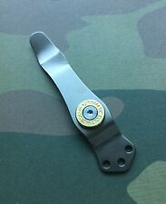 Zero Tolerance 0620 + 0630 - Titanium COLT Pocket Clip