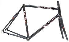 Look KG 461 HR Carbon Road Bike Frameset 55cm 700c Black Rim FSA HSC 4 Fork