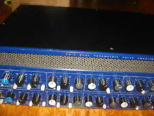 TL Audio EQ-2 Valve EQ Dual Tube Mic Preamp Equalizer