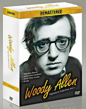 Woody Allen Collection (4 Disc Box) Wild Man, Sweet and Lowdown, Scoop, Crooks