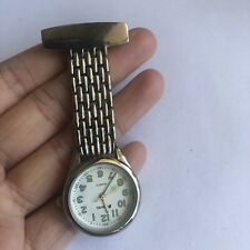 Ravel Ladies Nurse Fob Quartz Watch
