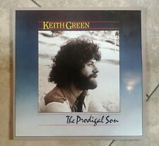 "Keith Green - The Prodigal Son. 1983 Vinyl LP 12"" Near Mint + Inner"