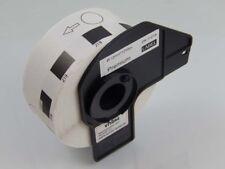 800 DRUCKER ETIKETTEN 62x29mm WASSERFEST für BROTHER P-touch QL-1050 N
